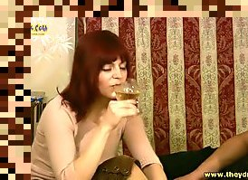 russian drunk mature